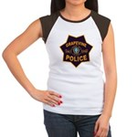 Grapevine Police Women's Cap Sleeve T-Shirt