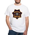 Grapevine Police White T-Shirt