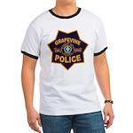 Grapevine Police Ringer T