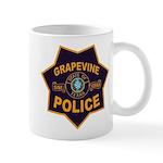 Grapevine Police Mug