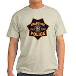Grapevine Police Light T-Shirt