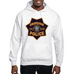 Grapevine Police Hooded Sweatshirt
