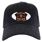 Grapevine Police Black Cap