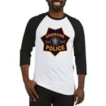 Grapevine Police Baseball Jersey