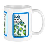 CRAZY CAT LADY Coffee, Tea, or Cocoa Mug