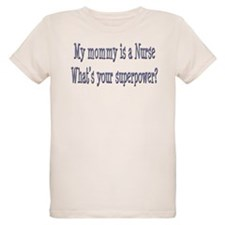 My mommy is a nurse T-Shirt