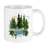 Twilight Forks WA Small Mugs