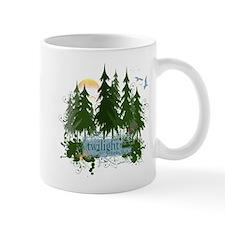Twilight Forks WA Small Mugs