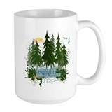 Twilight Forks WA Coffee Mug