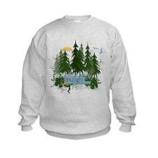 Twilight Forks WA Sweatshirt
