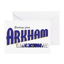 Arkham Greeting Cards (Pk of 20)