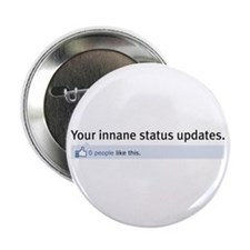 "Nobody Likes 2.25"" Button (100 pack)"