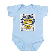 Regan Coat of Arms Infant Creeper