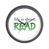 Life is short; read Wall Clock