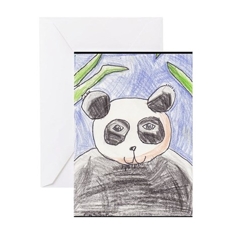 "Panda ""Gotcha Day"" Card"
