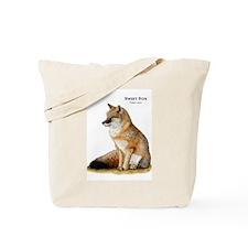 Swift Fox Tote Bag