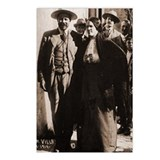 Pancho Villa Mexican Revolution Postcards (8/Pkg)
