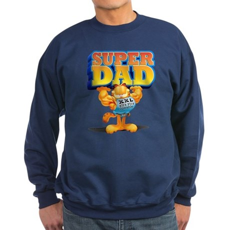 Super Dad! Sweatshirt (dark)