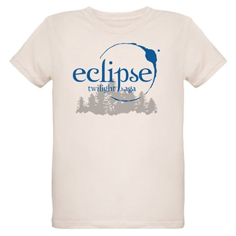 Twilight Eclipse Organic Kids T-Shirt