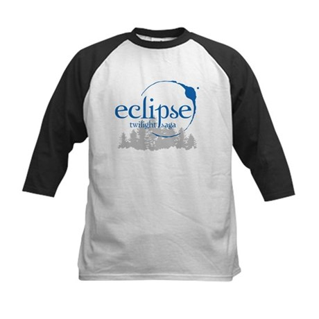 Twilight Eclipse Kids Baseball Jersey