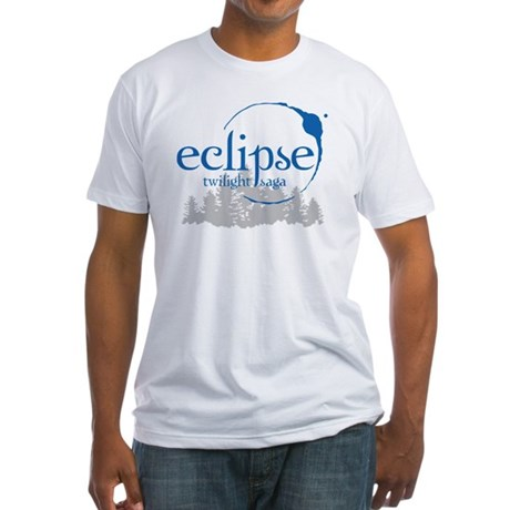 Twilight Eclipse Fitted T-Shirt