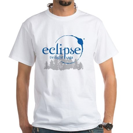 Twilight Eclipse White T-Shirt