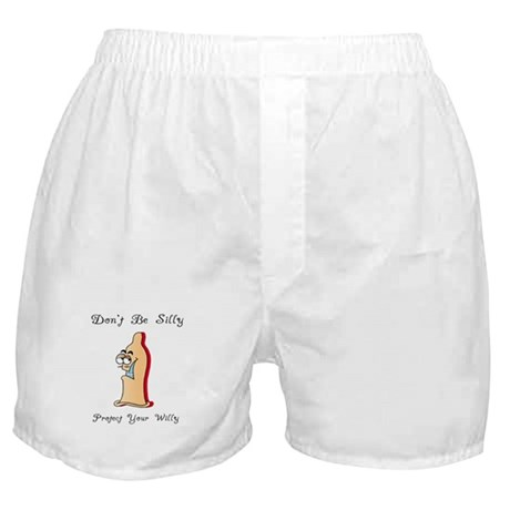 Don't be silly Boxer Shorts