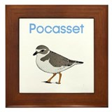 Pocasset Framed Tile
