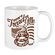 Dont Tread On in Star Mug