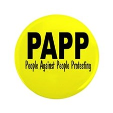 "PAPP 3.5"" Button (100 pack)"
