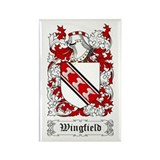 Wingfield Rectangle Magnet