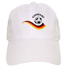 Soccer GERMANY Ball Baseball Cap