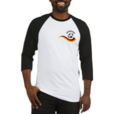 Soccer GERMANY Ball Baseball Jersey
