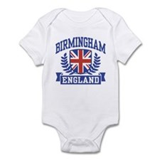 Birmingham England Onesie