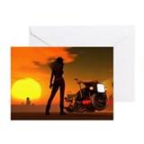 Summer Heat Greeting Cards (Pk of 20)