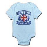 Sheffield England Infant Bodysuit