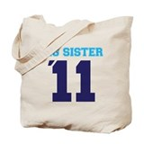 big sister t-shirts '11 Tote Bag