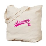 mommy '11 swoosh Tote Bag