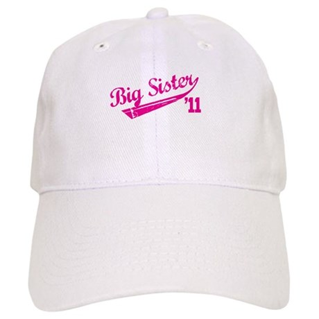 big sister t-shirts '11 Cap