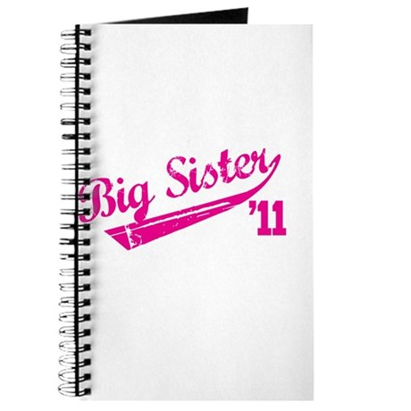 big sister t-shirts '11 Journal