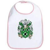 Plott Coat of Arms Bib