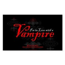 I'm in Love with a Vampire Decal