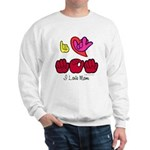 I-L-Y Mom Sweatshirt