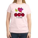 I-L-Y Mom Women's Light T-Shirt