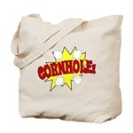 Cornhole Boom Tote Bag