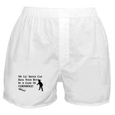 My Lil' Sister Boxer Shorts
