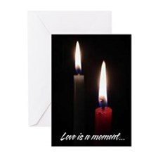 Love's Moment Greeting Cards (Pkg. of 6)