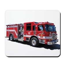 Engine Company Mousepad