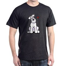 Schnauzer Sweetheart T-Shirt