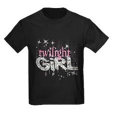 Twilight Girl Pink T